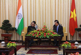 Quan hệ Việt Nam - Ấn Độ đang lên tầm cao mới