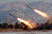 Triều Tiên lại bắn thử 30 quả tên lửa tầm ngắn