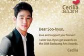 Vợ tỉ phú Hồng Kông dốc tiền vì Kim Soo Hyun