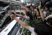 Thái Lan: Biểu tình chống đảo chính bằng 3 ngón tay