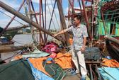 Tàu mang số hiệu Trung Quốc tấn công tàu cá Việt Nam