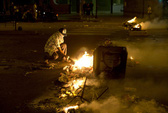 Bạo lực tồi tệ tại Venezuela