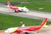 Thời tiết xấu, 2 máy bay VietJet tới Đà Nẵng lại bay về Hà Nội