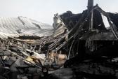 Cháy nhà máy suốt 10 giờ, công ty nước ngoài hóa thành tro!