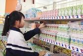 Sữa lại đua tăng giá