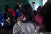 Khẩn trương làm rõ vụ thầy-trò đánh nhau trong lớp