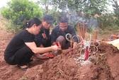 Vụ vứt xác phi tang: Nghi đầu của chị Huyền được chôn ở Hà Nam