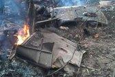 Máy bay quân sự rơi, 18 chiến sĩ hy sinh