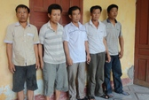 Bắt 5 nghi can trộm cắp trong vụ lộn xộn ở Vũng Áng