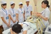 Đào tạo ngành y: Không thể dễ dãi