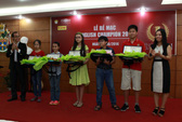 5 học sinh tại TP HCM vô địch English Champion 2014
