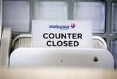 Malaysia Airlines bên bờ vực phá sản: Khó khăn chồng chất