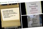 """Cựu đệ nhất phu nhân Pháp tung """"bom sách"""": Kiện hay không?"""