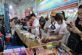 20 triệu bản sách sẽ có mặt tại Hội sách TP HCM lần VIII