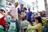 Cùng Sơn Spec trồng cây xanh ở An Giang
