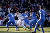 Real Madrid thắng nhàn Getafe, giữ ngôi nhì bảng