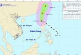 """Bão Kalmaegi vừa qua, bão Fung-Wong """"nối gót"""" vào Biển Đông"""