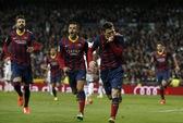 """Thua Barca 3-4: """"Siêu kinh điển"""" buồn cho Real Madrid"""