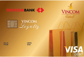 Mở thẻ Techcombank Vincom Loyalty miễn phí cùng nhiều ưu đãi hấp dẫn