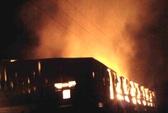 Cháy nhà máy giấy hàng ngàn m2 tại Bắc Ninh