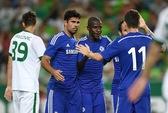 Thắng Ferencvaros 2-1, Chelsea có nguy cơ mất Drogba