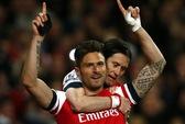 Ngược dòng đánh bại West Ham, Arsenal trở lại Top 4