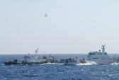 Tàu Việt Nam đồng loạt tiến sâu hơn vào khu vực giàn khoan 981