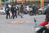 Hà Nội: Đau lòng con chứng kiến bố tử nạn