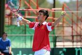 Trụ hạng bất thành, Việt Nam xuống chơi nhóm III Davis Cup