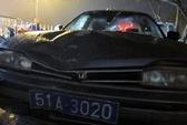Giám đốc điện lực lái xe biển xanh tông chết 2 người