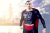 """Ibrahimovic được ví như """"siêu nhân"""" ở Pháp"""
