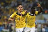 Tỏa sáng ở World Cup, Rodriguez đắt sô quảng cáo