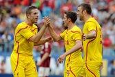 Man City lỡ đại chiến thành Manchester, Liverpool vào chung kết