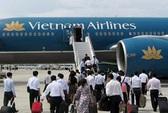 Hơn 1.000 khách Vietnam Airlines bị hủy bay chặng Paris-TP HCM