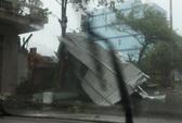 Đã có thiệt hại do bão Thần Sấm gây ra