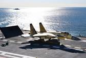 Trung Quốc: 2 phi công tử nạn khi thử nghiệm tàu sân bay