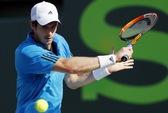 Thua nhanh Djokovic, đương kim vô địch Murray cúi đầu rời giải