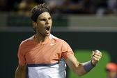 Bất chấp cảnh báo bom, Nadal thẳng tiến tứ kết
