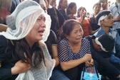 Quê nhà nghẹn ngào tiễn biệt liệt sĩ Nguyễn Công Hợi