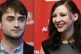 """Lộ diện bạn gái sao phim """"Harry Potter"""""""