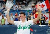 Raonic đăng quang ở City Open, Serena vô địch WTA Stanford