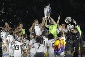 Real Madrid vô đối trong năm 2014