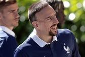 Franck Ribery chia tay tuyển Pháp