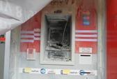 Hải Phòng: Các cây ATM liên tục bị đốt