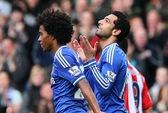 Tân binh Salah lập công, Chelsea trở lại ngôi đầu