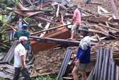 Hà Giang: Sạt lở đất sau bão Thần Sấm vùi lấp 7 người