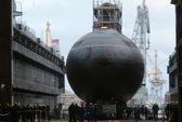 Nga khởi công đóng tàu ngầm Kilo 636 thứ 6 cho Việt Nam