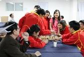 Lê Quang Liêm và đồng đội giành HCĐ cờ nhanh châu Á