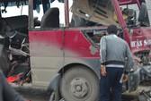 Xe khách phát nổ, 2 người chết tại chỗ