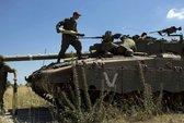 Israel không kích đáp trả Syria